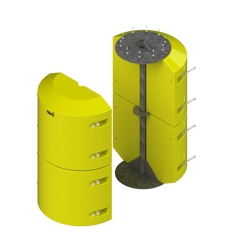 bompensation, buoy, modular, aquaculture